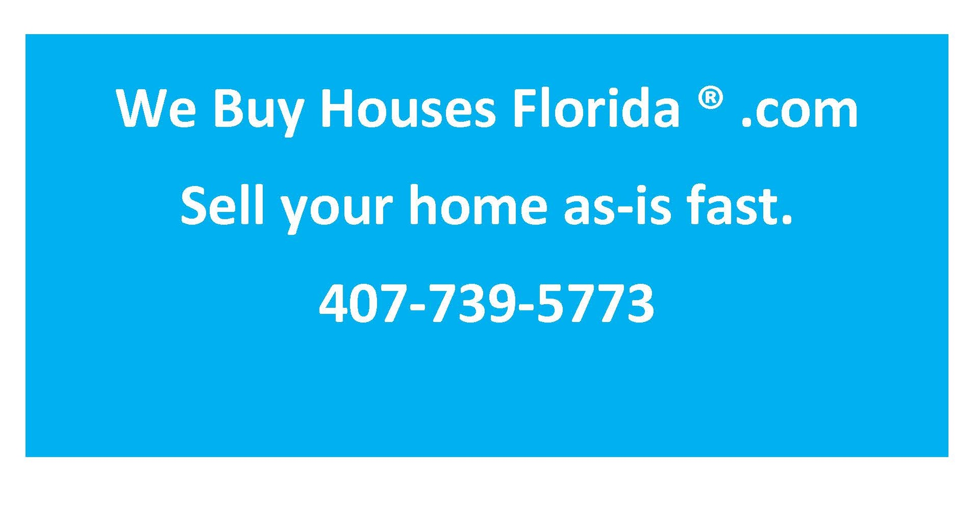 We buy houses Florida Orlando Kissimmee Deltona Ocala. Sell my homes fast. Cash house buyer.